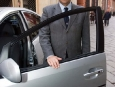 consegna ufficiale toyata prius a comune di genova- foto luca zennaro -