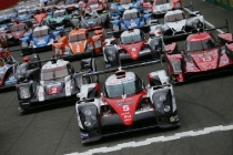 Toyota Racing TS050  Le Mans 24 Hours Test Day 3rd-5th June 2016 Circuit de Le Mans, France.