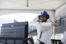 2014/2015 FIA Formula E Championship.Vitantonio Liuzzi (ITA)/Trulli Racing - Spark-Renault SRT_01E Long Beach ePrix, Long Beach, California, United States of America.Saturday 4 April 2015Photo: Adam Warner/LAT/Formula Eref: Digital Image _L5R6849