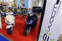 Lugano: 10° edizione VEL Expo Ticino 2012 esposizione veicoli efficienti. Nella foto    © Ti-Press / Gabriele Putzu