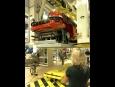 Tillverkning av Volvo C 70 i Uddevalla