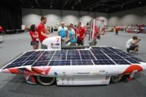 the-university-of-adelaide-prepares-its-entry-ausrt-for-the-start-of-the-bridgestone-world-solar-challenge