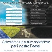 Mario Monti, è tempo di green economy!
