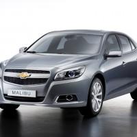 Chevrolet Volt e Malibu 5 stelle di sicurezza