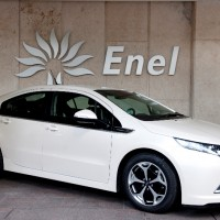 Enel ricarica le Opel Ampera