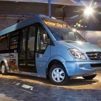 Mercedes-Benz Bus e Pullman Show 2011