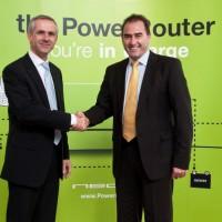 Alleanza jms Solar Handel GmbH e PowerRouter