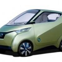 Nissan Pivo 3, la city car del futuro