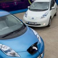 Nissan regala 400 colonnine di ricarica