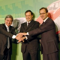 Nuovo accordo treno + auto elettrica