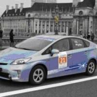 La Prius vince la RAC Future Car 2011