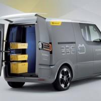 Il nuovo furgone Volkswagen eT!