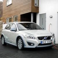 La Volvo C30 Electric in Cina