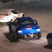 Andros Trophy: auto elettriche sulla neve