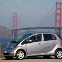 Le prime Mitsubishi 'i' per il car sharing a SF