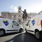 40 Fiorini elettrici in servizio a Roma