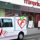 I supermercati Franprix consegnano con EV