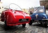 Voglia di vintage: la Peel ritorna al futuro