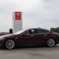 Tesla Model S: tutto procede bene