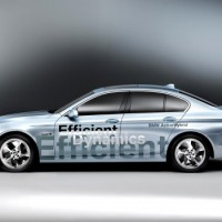 La BMW ActiveHybrid 5