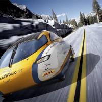 GT SolarWorld: l'auto solare fa tappa in USA