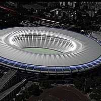 Lo stadio di Maracana diventa impianto solare