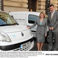 Il Renault Kangoo beneficia dei finanziamenti