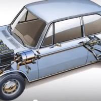 La BMW elettrica delle olimpiadi di Monaco