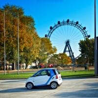 I primi 100 giorni di car2go a Vienna