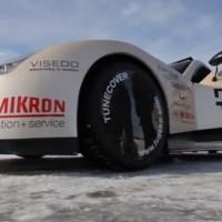 Nuovo record su ghiaccio per le elettriche