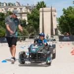Panasonic Jaguar Racing Formula E mini racing