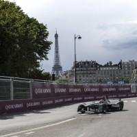Tripletta ai punti per Panasonic Jaguar Racing all'ePrix di Parigi