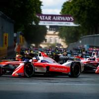 Perfetto podio parigino per Mahindra Racing