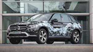 Mercedes Benz GLC F-Cell