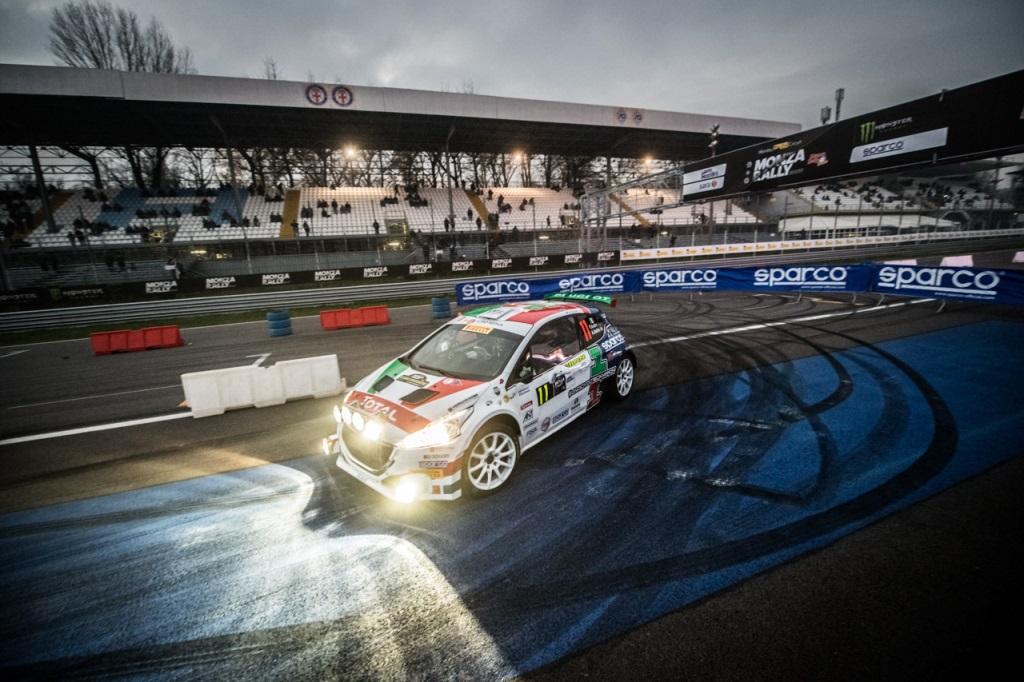 Andreucci e Peugeot al Rally di Monza 2018 (13)