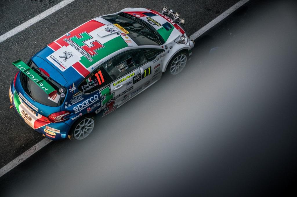 Andreucci e Peugeot al Rally di Monza 2018 (14)