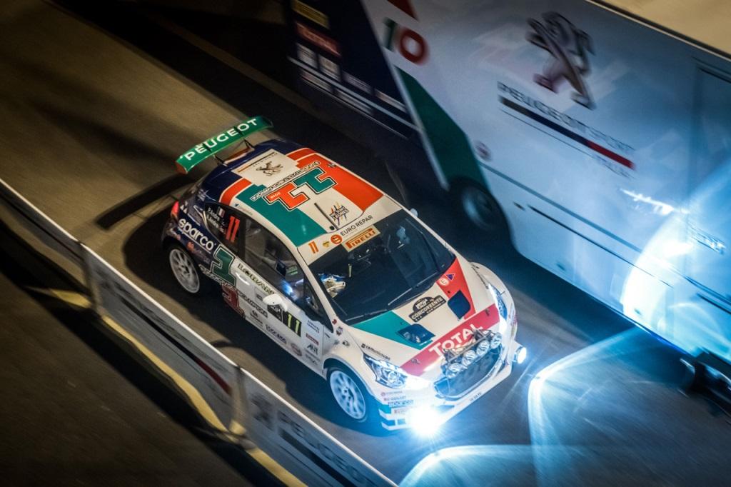Andreucci e Peugeot al Rally di Monza 2018 (16)