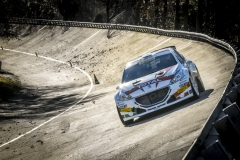 Andreucci e Peugeot al Rally di Monza 2018 (12)