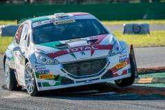 Andreucci e Peugeot al Rally di Monza 2018 (18)