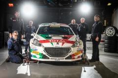 Andreucci e Peugeot al Rally di Monza 2018 (19)