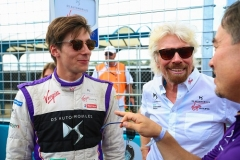 | Driver: Alex Lynn| Team: DS Virgin Racing| Car: Virgin DSV-02|| Photographer: Shivraj Gohil| Event: New York ePrix| Circuit: Brooklyn Circuit| Location: Brooklyn, NY| Series: FIA Formula E| Season: 2016-2017| Country: US|| Session: Race|