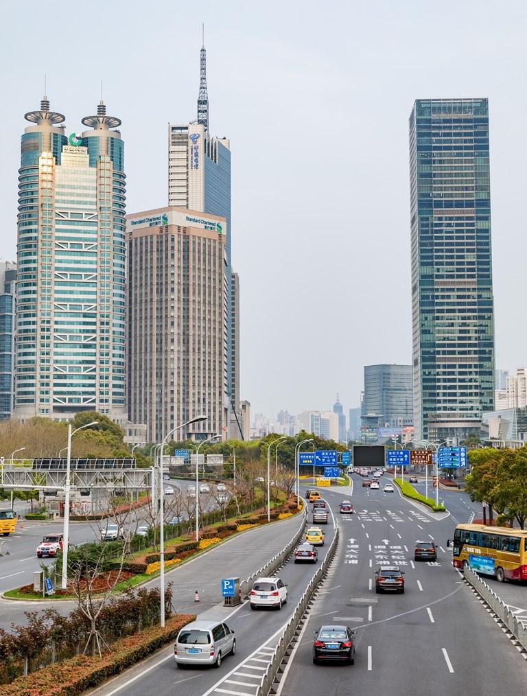 2019 - Shanghai, Chine