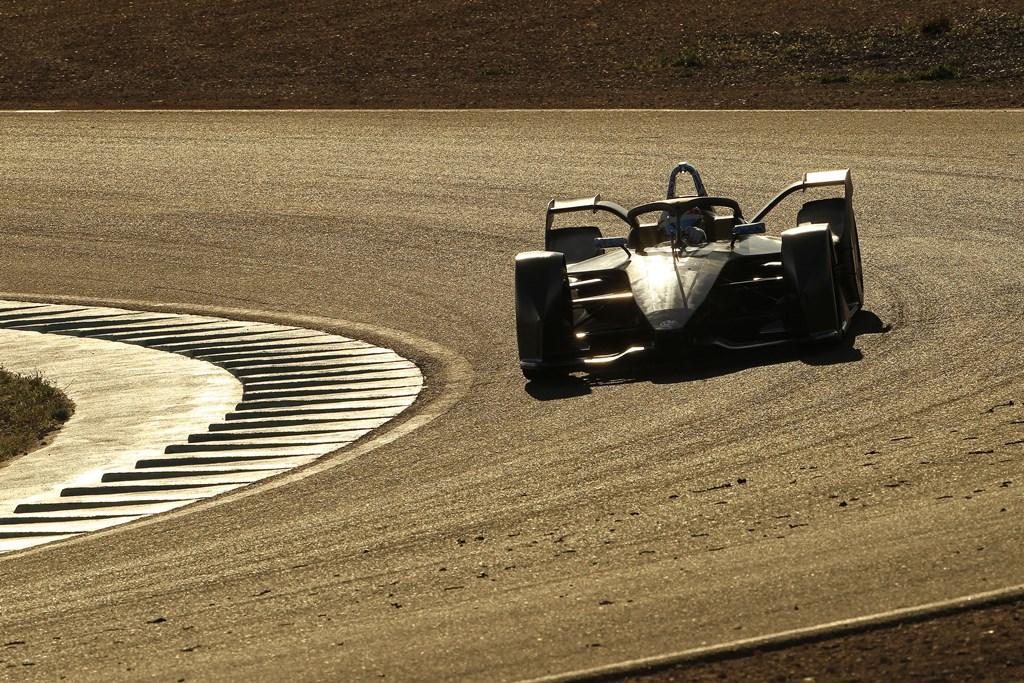 Calafat (ESP) 17th April 2019. BMW i. Testing. Bruno Spengler (CAN) BMW iFE.18, ABB FIA Formula E Championship.