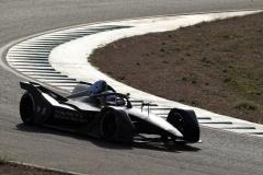 Calafat (ESP) 19th April 2018. BMW i. Testing. Bruno Spengler (CAN) BMW iFE.18, ABB FIA Formula E Championship.