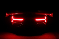 Brabham BT62 Rear Lights