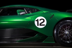 Brabham BT62 Side View