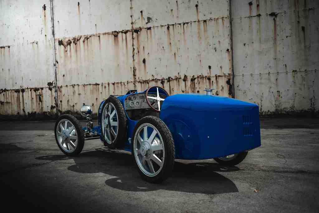 The-Bugatti-Baby-II-is-75-percent-scale-replica-of-the-Bugatti-Type-35