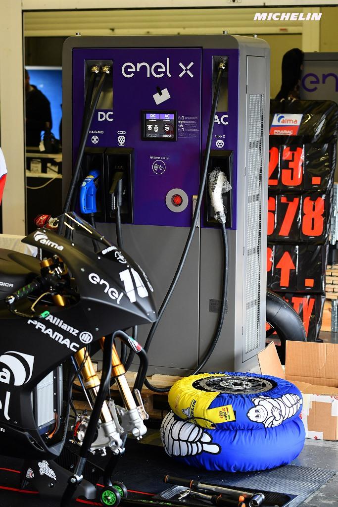 Divers  Test Jerez 2018 (Circuit Jerez) 23-24.11.2018 photo: MICHELIN