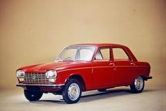 Peugeot 204 berlina