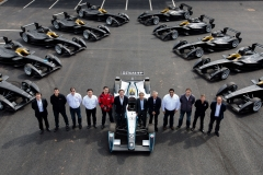 The first days of Formula E
